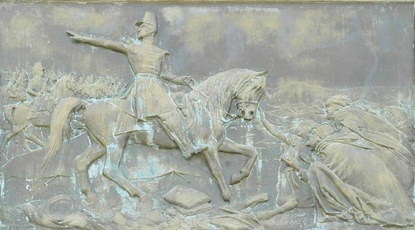 La Prise de Smala Abdl Kader. Jean Léon Gérôme