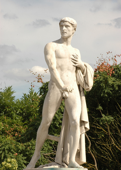 Mucius Scaevola. Théodore Charles Gruyère.