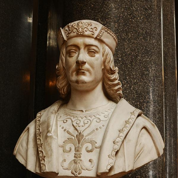 Prigent de Coëtivy, amiral de France. Honoré Husson