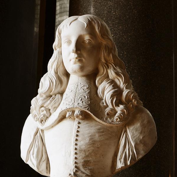 Charles Paris d'Orléans, duc de Longueville? François Jouffroy.
