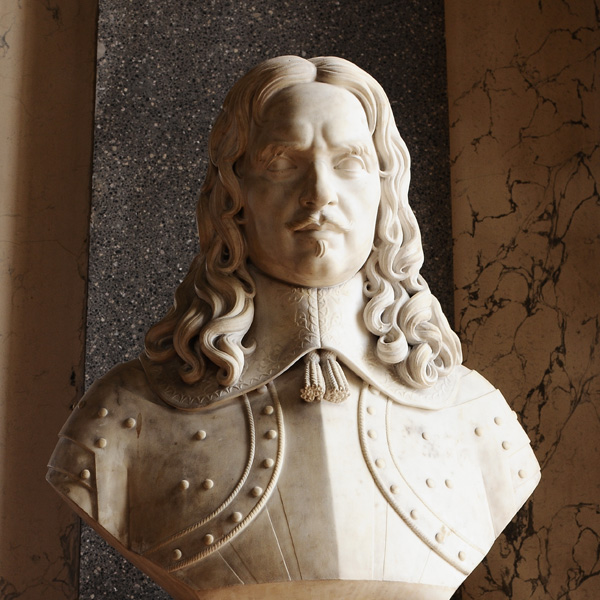 Turenne, maréchal de France. François Jouffroy.