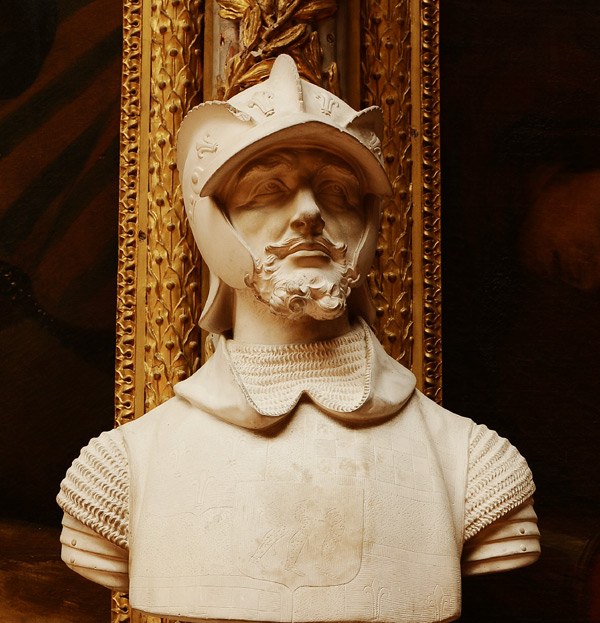 Jean Stuart, comte de Buchan. Charles René Laitié