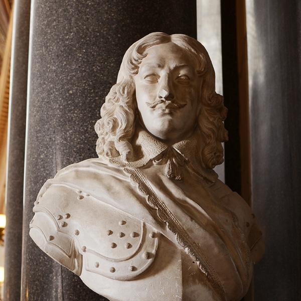 Duc de Breeze. amiral de France. Jean François Legendre Heral