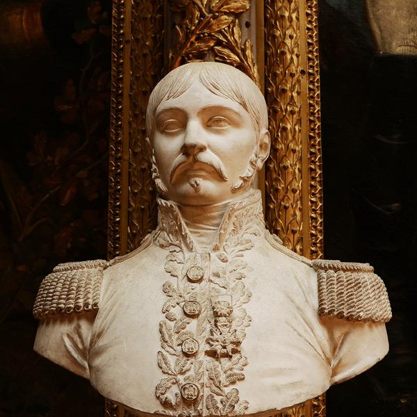Corbineau, général de brigade. Henri Lemaire