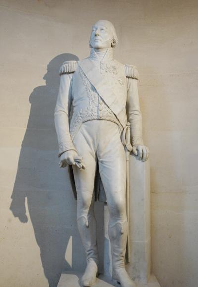 Duc de Bourbon. Philippe Lemaire