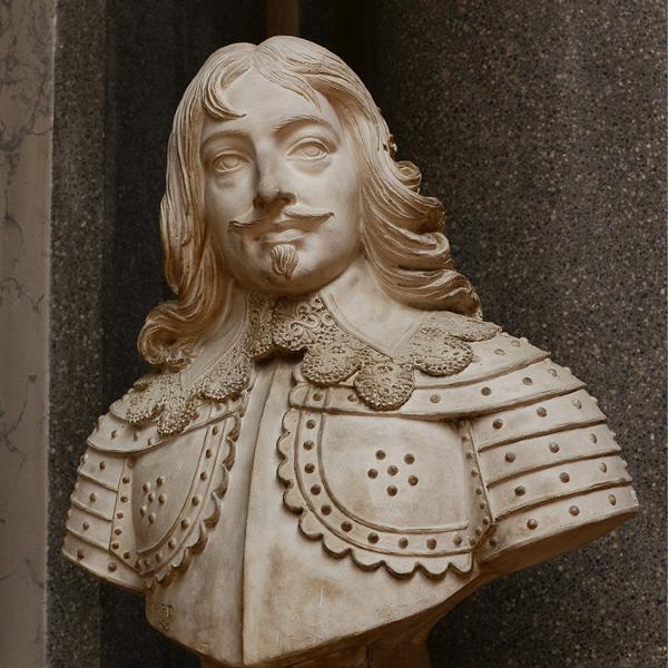 Marquis de Feuquière, lieutenant général. Henri Lemaire.
