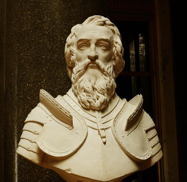 Gautier de Brienne. Justin Marie Lequien