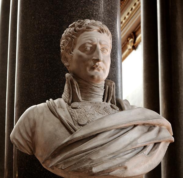 Caffarelli du Falga, général de division. François Masson