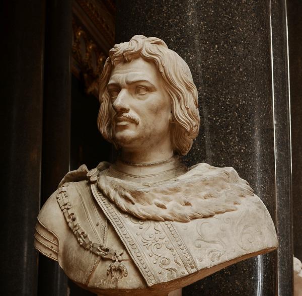 Charles de Bourgogne. Charles Nanteuil