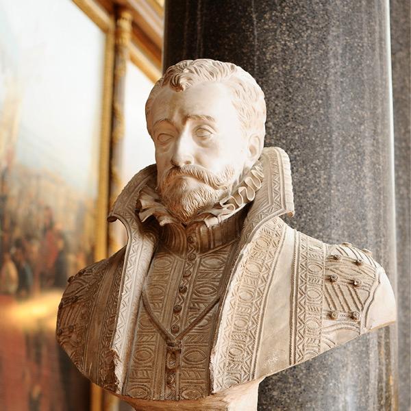 Antoine de Bourbon. Joseph Marius Ramus.