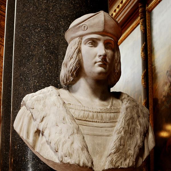 Duc de Nemours. François Rude.