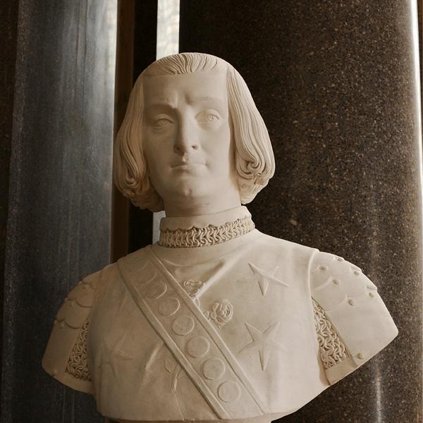 Nicolas Béhuchet, amiral de France. Bernard Gabriel Seurre, aîné