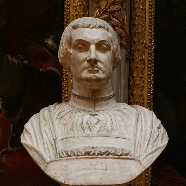 Antoine de Bourgogne. Pierre Simart