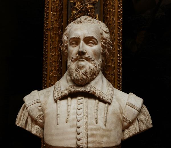 André de Brancas, seigneur de Villars. Victor Thérasse