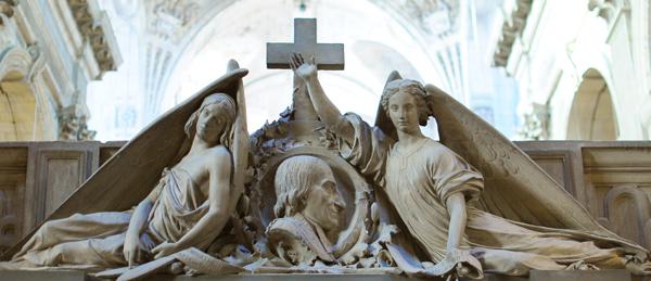 Monument de M. Pierre. Leharivel Durochet.