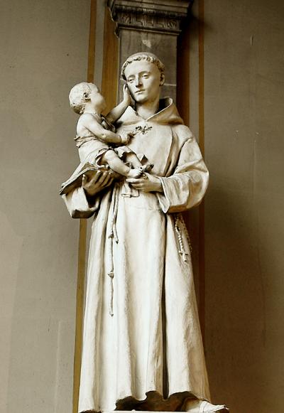 Saint Antoine. Antoine.