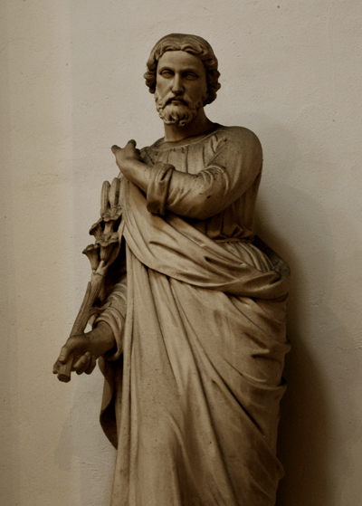 Saint Joseph. Anonyme.