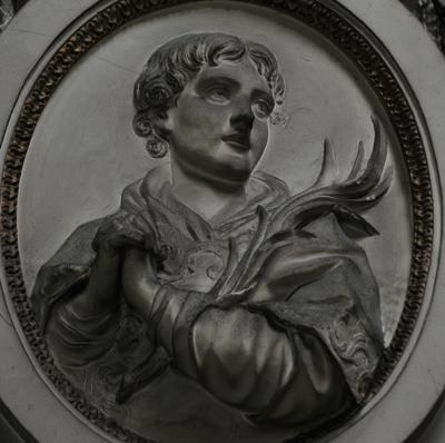 Saint Nicolas. Anonyme.