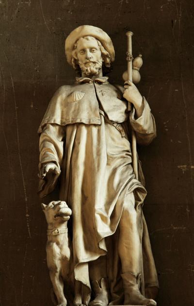 Saint Antoine. Anonyme.