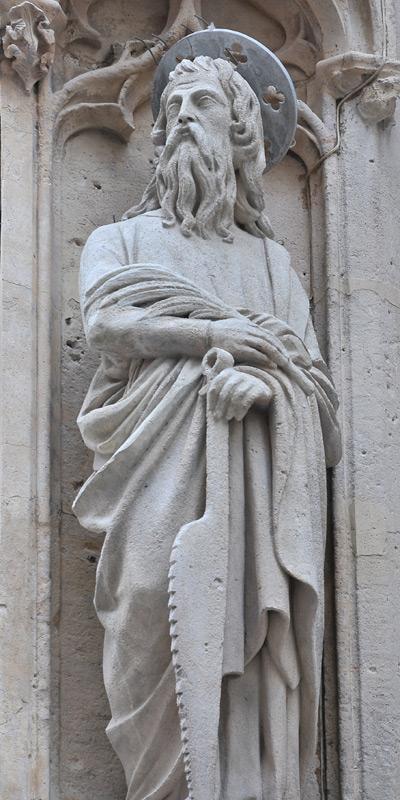 Saint Simon. Anonyme.