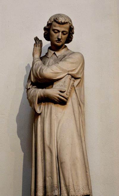 Saint Vincent. Anonyme.