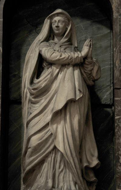 Sainte Thérèse d'Avila. Anonyme.