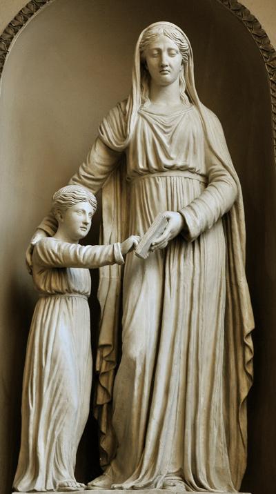 Vierge et Enfant. Anonyme.