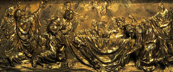 L'Assomption de la Vierge. Claude François Attiret.