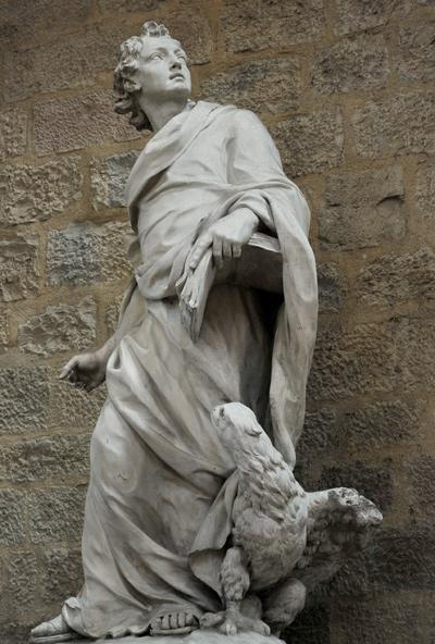 Saint Jean. Claude François Attiret.