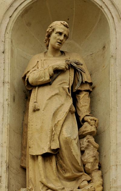 Saint Etienne. Jean Baptiste Barré.