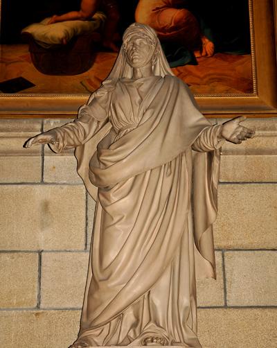Saint Anne. Jean Baptiste Barré.