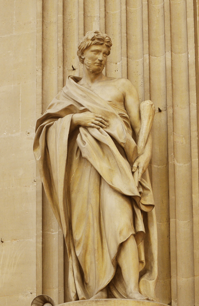 Apôtre. Edme Bouchardon