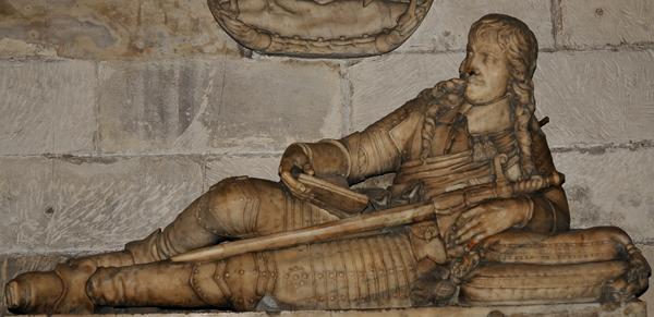 Mausolée Jacques Douglas. Michel Bourdin.