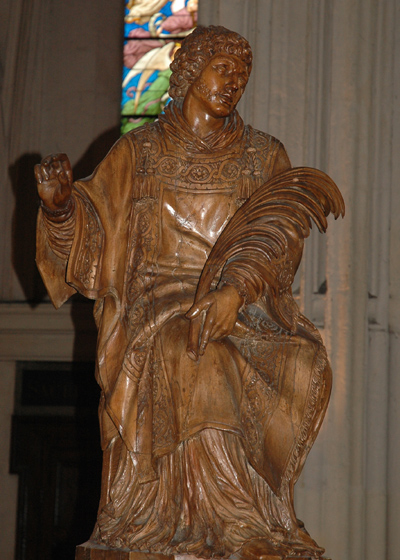 Saint Gervais. Michel Bourdin.