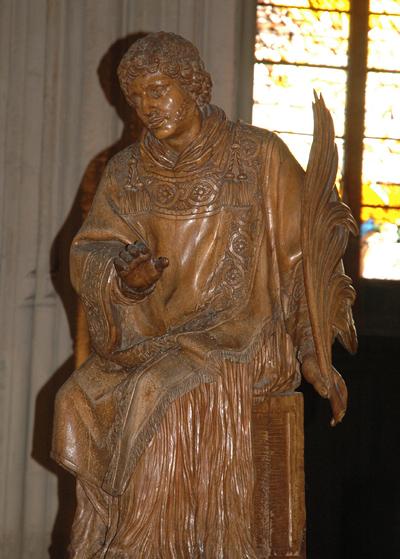 Saint Protais. Michel Bourdin