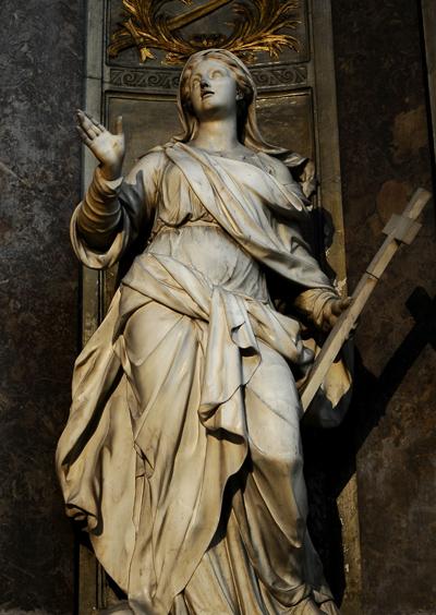 Sainte Marguerite. Jacques Bourlet.