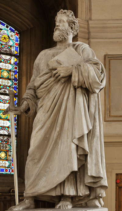 Saint Paul. Théophile Bra.