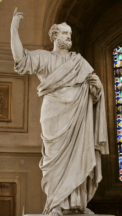 Saint Pierre. Théophile Bra.