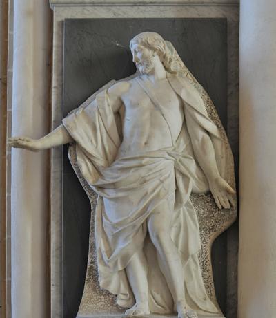 Jésus. Charles Antoine Bridan.