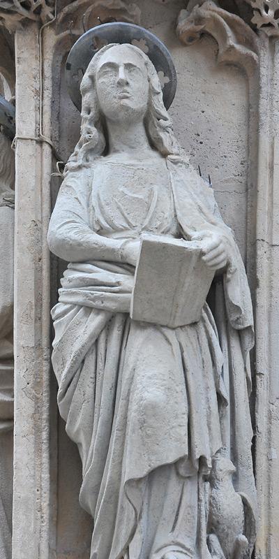 Saint Jean. Joseph Brun.