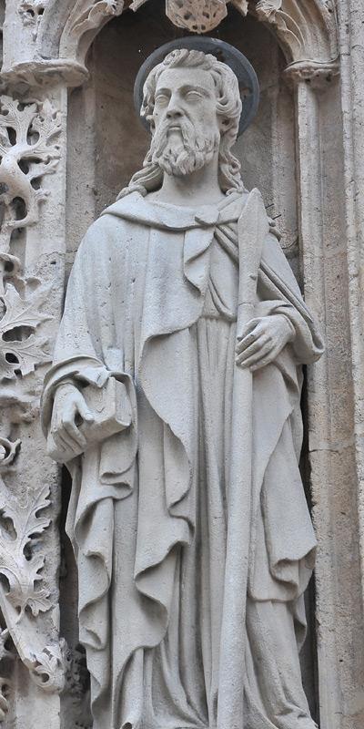 Saint Thomas. Joseph Brun.