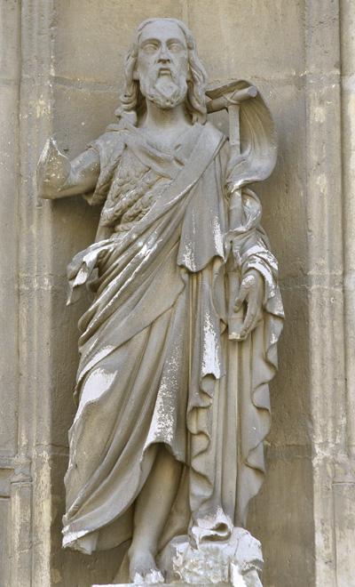 Saint Jean Baptiste. Louis Desprez.