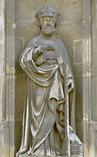Saint Nicolas. Louis Desprez.