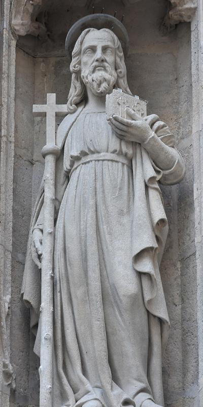 Saint Philippe. Louis Desprez.