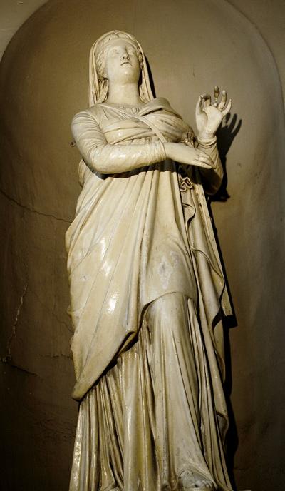 Sainte Cécile. Abel Dimier.