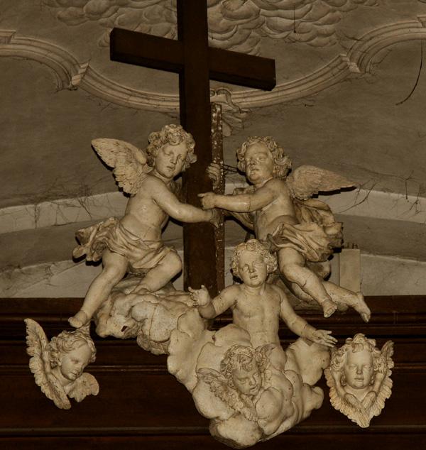 Trois anges. Jean Dubois.
