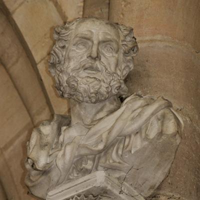 Saint Pierre. Jean Dubois.