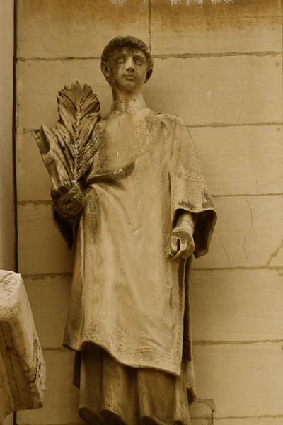 Saint Vincent. Charles Dufraine.