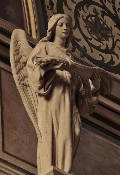 Ange. Alexandre Falguière.