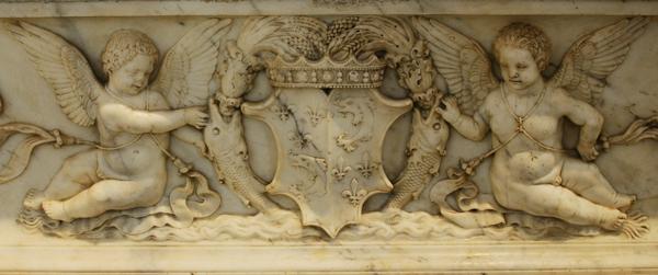 Tombeau de Charles VIII. Mino da Fiesole